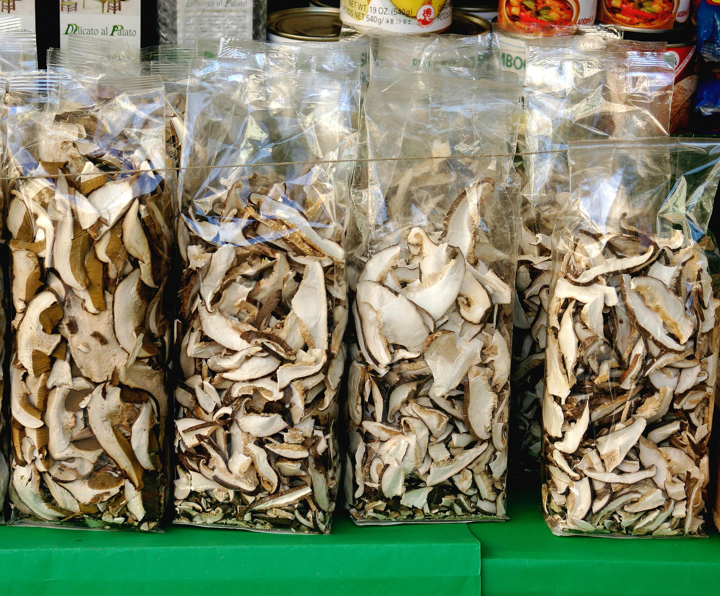 Как хранить белые грибы в домашних условиях 294
