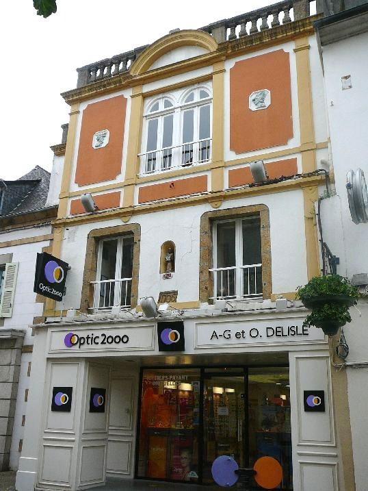 Landerneau for 11 rue de la maison blanche