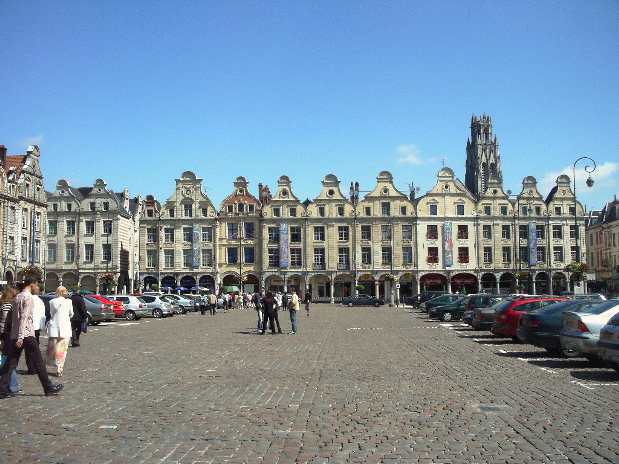 Magasins Du Centre Ville D Arras