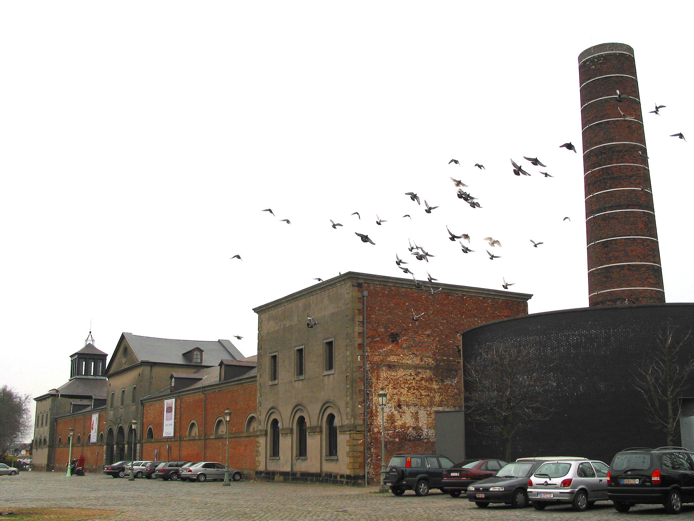 Le grand hornu - Ancien batiment industriel a vendre ...