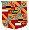 Arms of Maurice or Nassau Prince of Orange.PNG