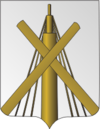 Coat of Arms of Babrujsk, Belarus.png