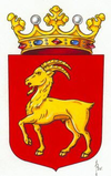 Coat of arms of Boxmeer.png