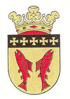 Coat of arms of Woudrichem.png