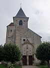 Église Saint-Louis de Jully-sur-Sarce