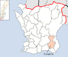 Tomelilla Municipality in Scania County.png