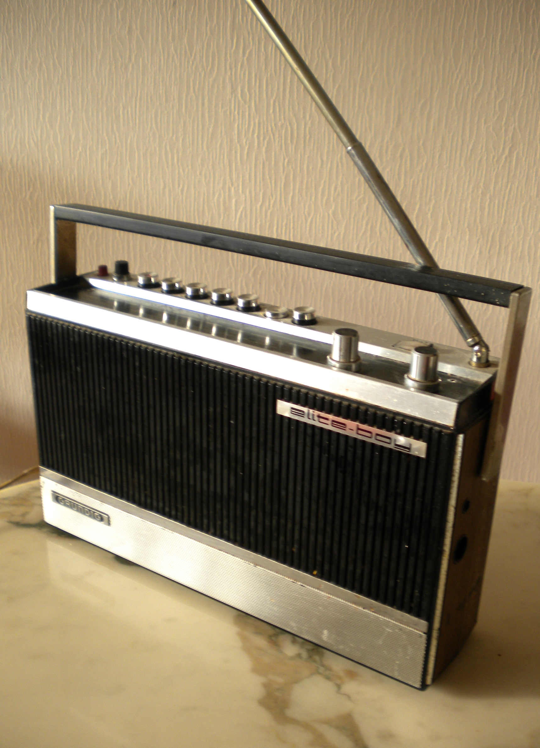 R cepteur radio for Antenne fait maison