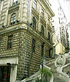 Camondo Stairs on Bankalar Caddesi in Galata.jpg