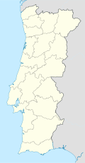 Portugal location map.svg