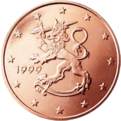 5 cents Euro coin Fi.png