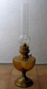 Lampe a petrole - Meche lampe huile ...