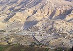 Valley of the Nobles (Luxor) - aerial view.jpg