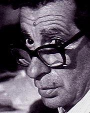 Portrait de Youssef Chahine