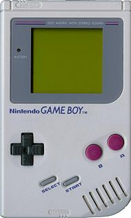 Image d'une Game Boy