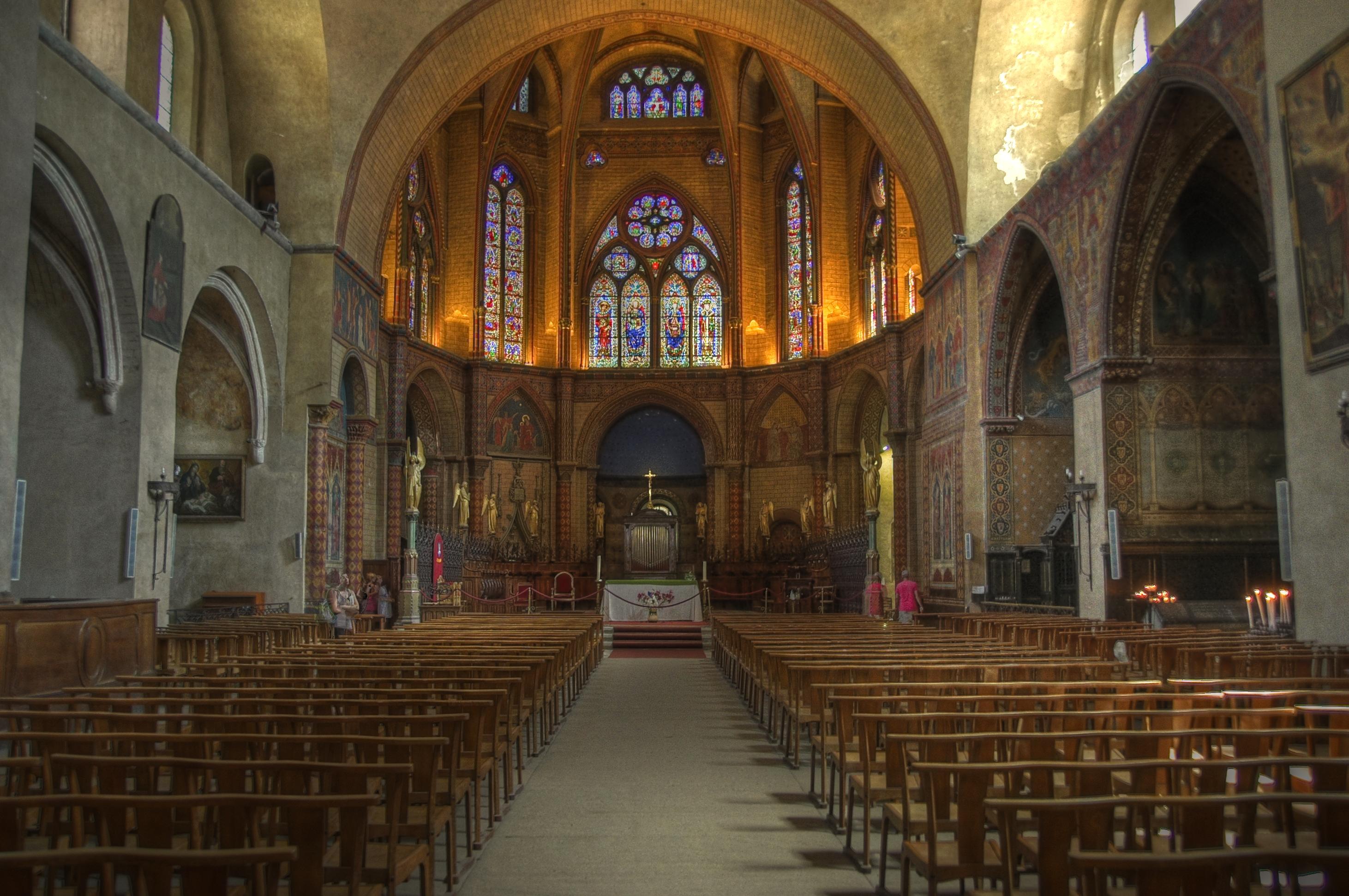 Cath drale saint etienne de cahors - Cathedrale saint etienne de cahors ...