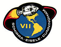 Insigne de la mission Apollo 7