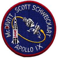 Insigne de la mission Apollo 9