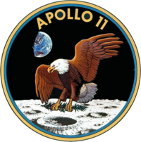 Insigne de la mission Apollo 11