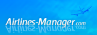 Logo de Airlines Manager