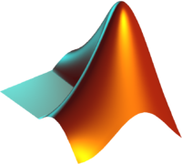 logo de MATLAB et The MathWorks