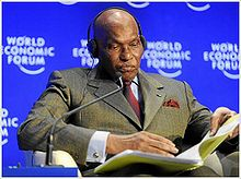 Abdoulaye Wade, World Economic Forum 2009 Annual Meeting.jpg