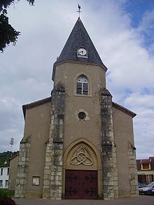Église d'Abrest