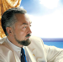 Adnan Oktar, illustration de l'Harun Yahya International