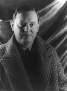 Evelyn Waugh en 1940 (photo de Carl Van Vechten)