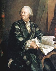 Image illustrative de l'article Leonhard Euler