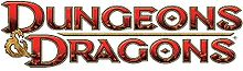 Logo officiel de Dungeons & Dragons 4e édition