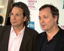 Accéder aux informations sur cette image nommée Peter Farrelly and Bobby Farrelly at the 2009 Tribeca Film Festival.jpg.
