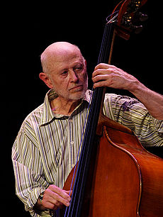 Barre Phillips, au festival Moers 2008