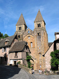 Image illustrative de l'article Abbatiale Sainte-Foy de Conques