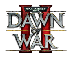 Warhammer 40,000 Dawn of War II Logo.png