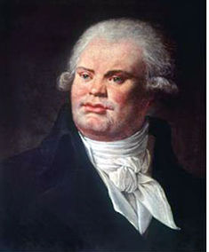 Portrait de Danton par Constance-Marie Charpentier, Musée Carnavalet