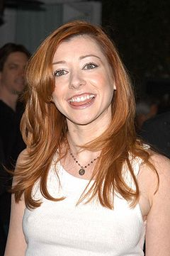 Alyson Hannigan (18 avril 2003)