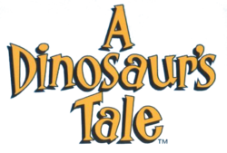 A Dinosaur's Tale Logo.png