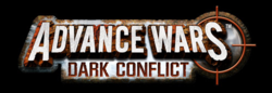Advance Wars Dark Conflict Logo.png