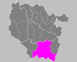 Image illustrative de l'article Arrondissement d'Épinal