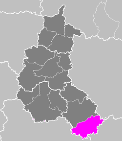 Image illustrative de l'article Arrondissement de Langres