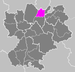 Image illustrative de l'article Arrondissement de Nantua