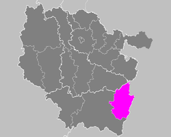 Image illustrative de l'article Arrondissement de Saint-Dié-des-Vosges