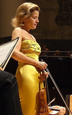 Anne-Sophie Mutter en 2010