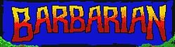 Logo de Barbarian the Ultimate Warrior
