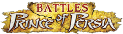 Battles of Prince of Persia Logo.png