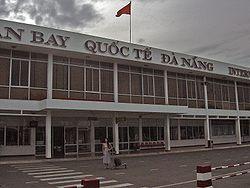 Аэропорт Да-Нанг (Da Nang International Airport) .