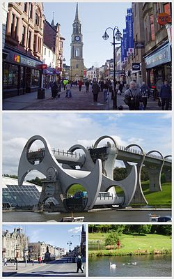 Falkirk Wheel from the top. - geograph.org.uk - 11035-2011-05-03.jpg