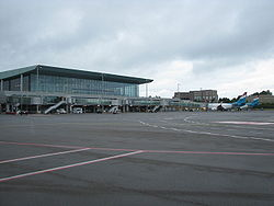 Findel Airport Luxembourg.JPG