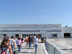 Aéroport de Francfort-Hahn