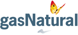 Logo de Gas Natural